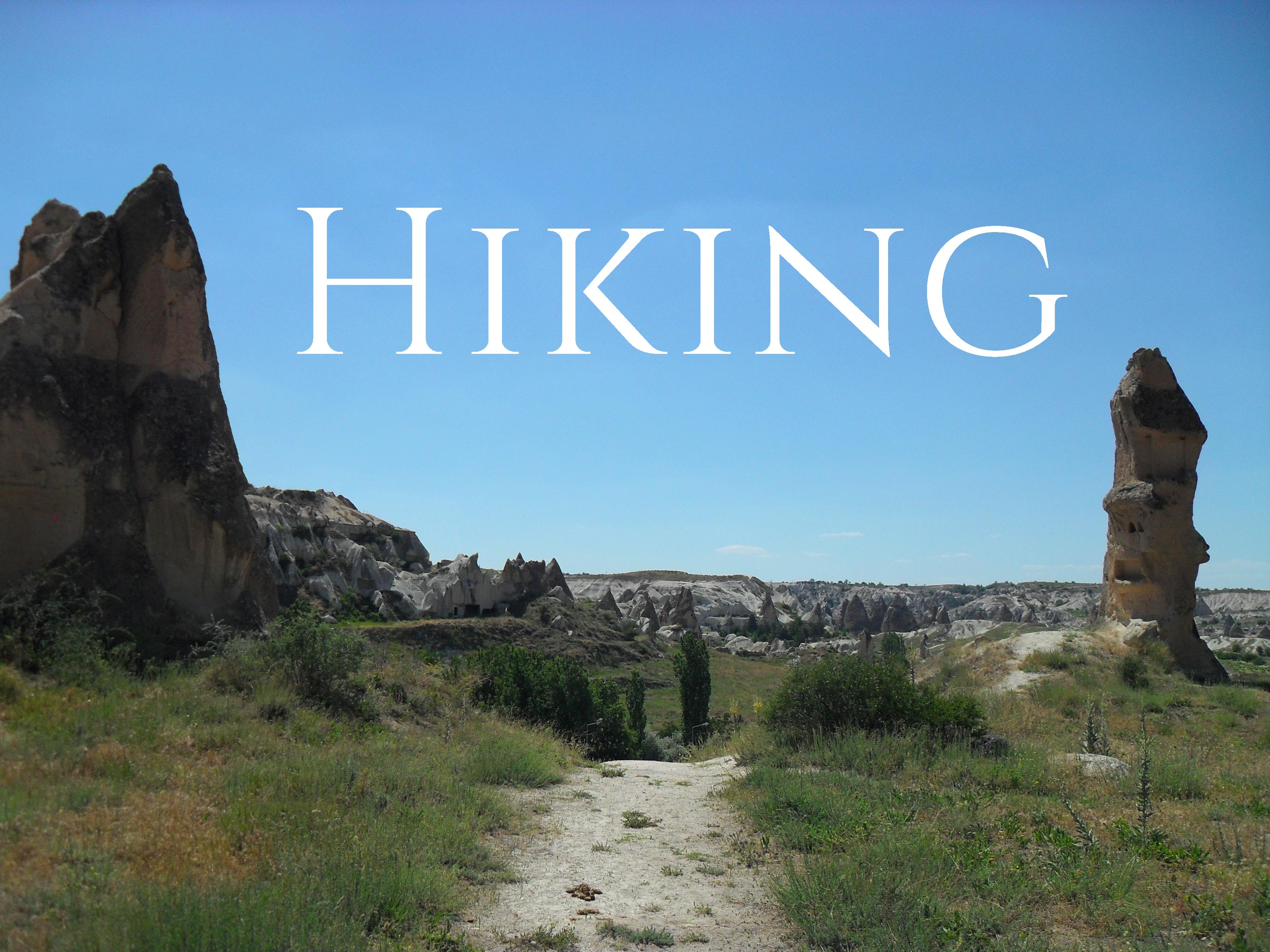hiking-cap